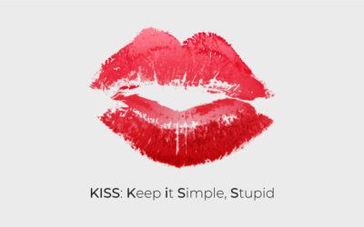 Reguła KISS. Wystąpienia publiczne.